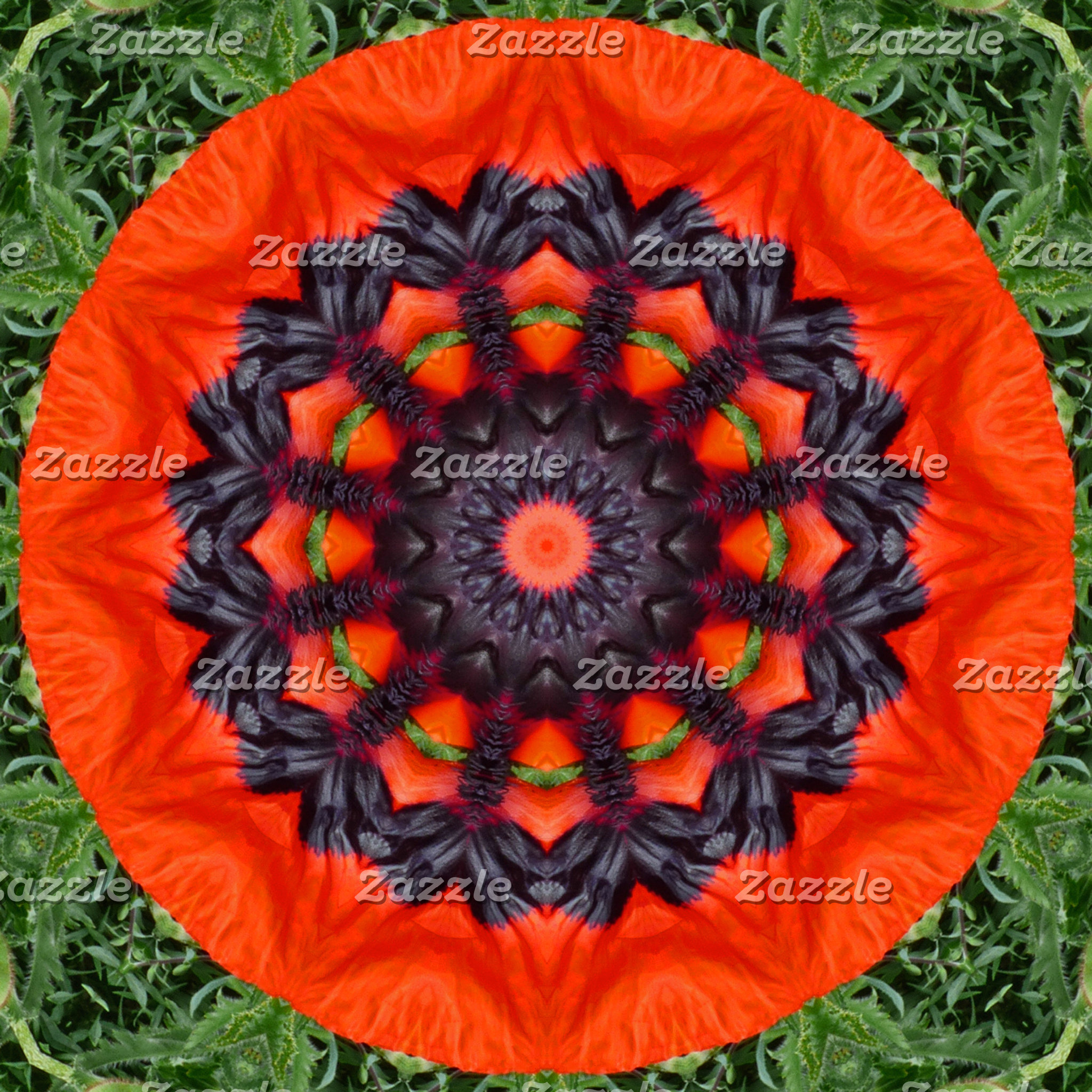 _ Summer Flower Mandalas