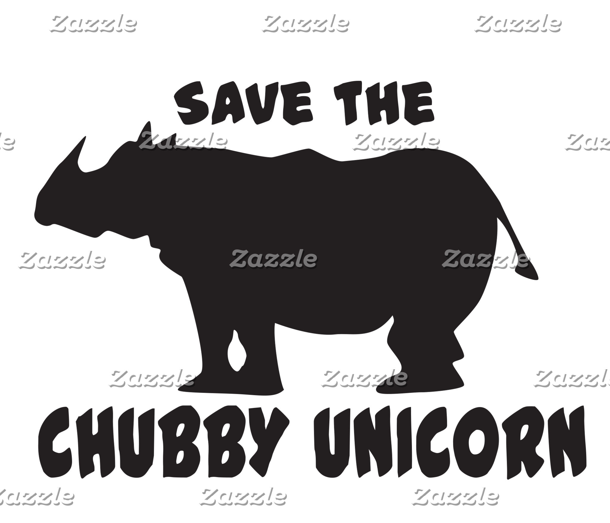 Save the Chubby Unicorn