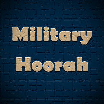 Military Hoorah