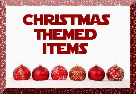 ChRIstMaS tHemED CArdS & oTheR ItEmS