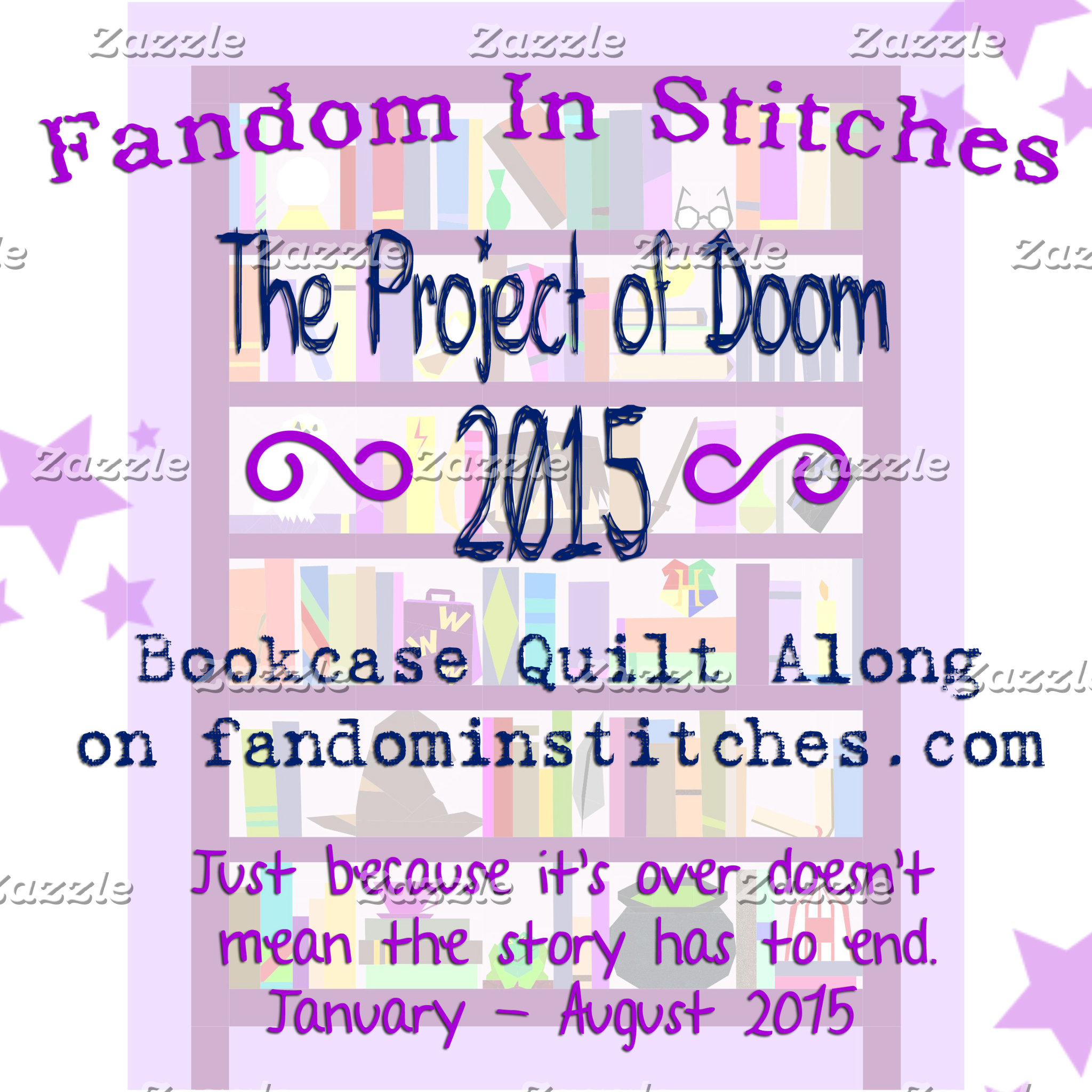 The Project of Doom 2015 Quilt Along