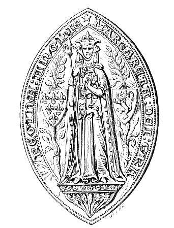 Margaret of France, Queen of England