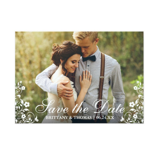 Save The Date Postcards and Magnets