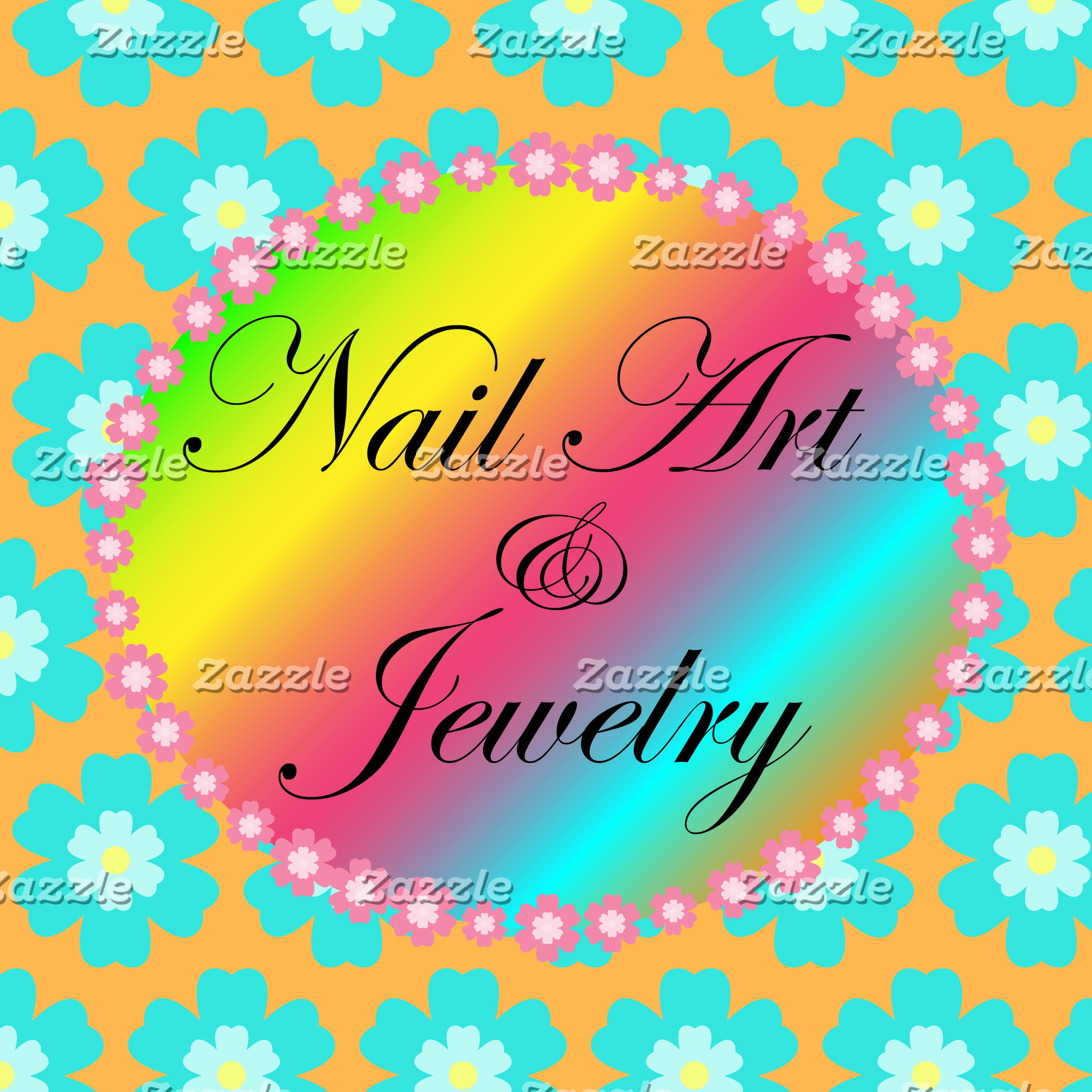 Jewelry And Nail Art