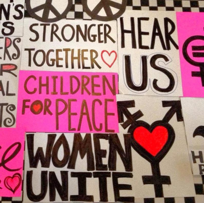 Peace and Equal Rights
