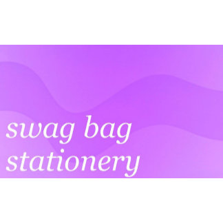 Swag Bag Stationery