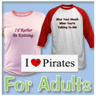 ★ FOR THE ADULTS
