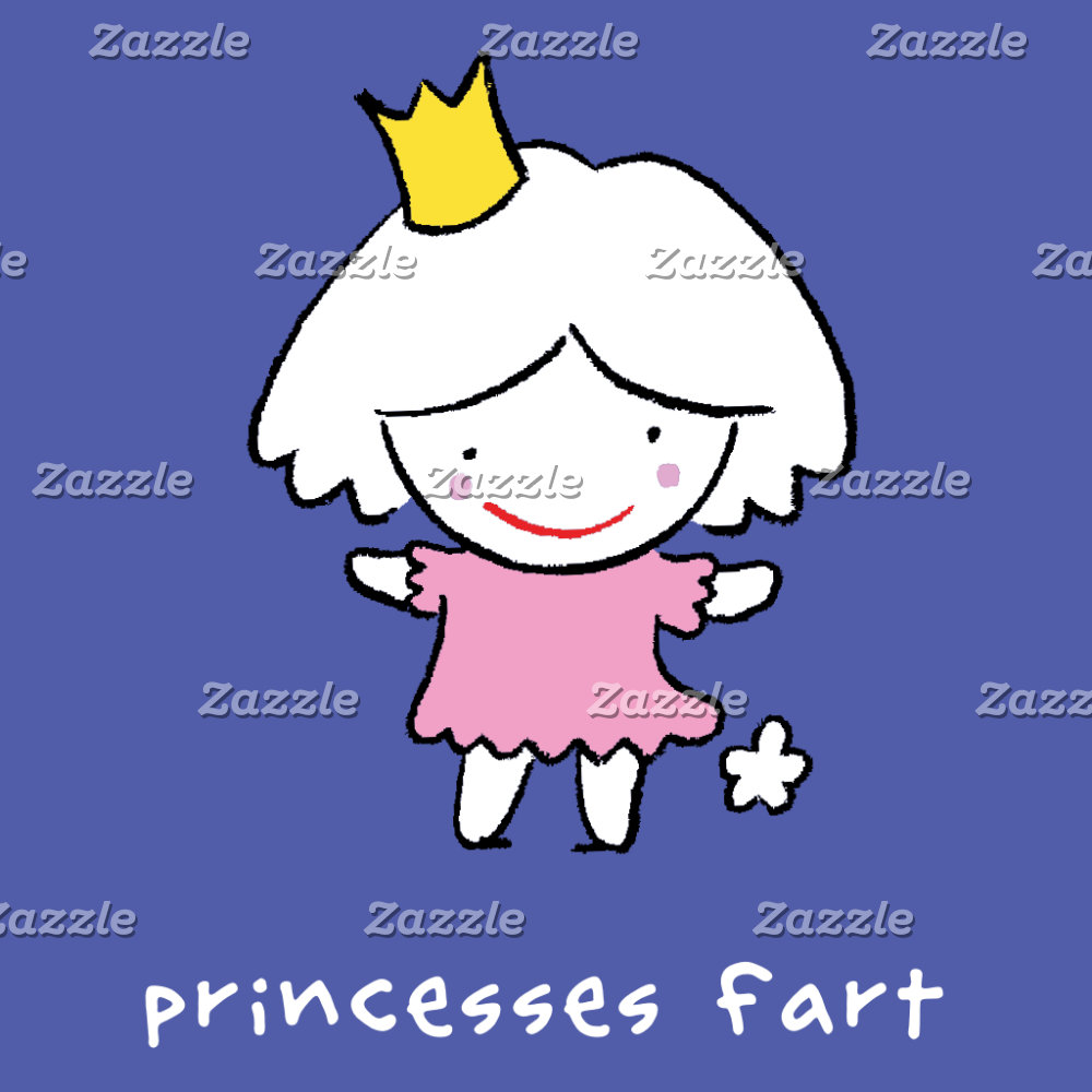 Princesses fart