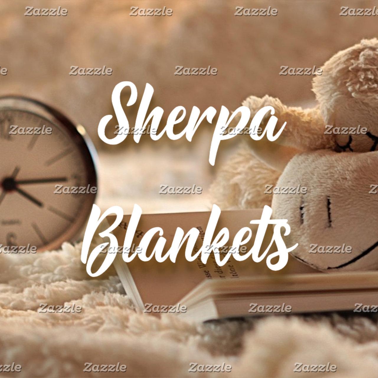 Bedding~Sherpa Blankets