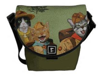 Cat Scout Accessories