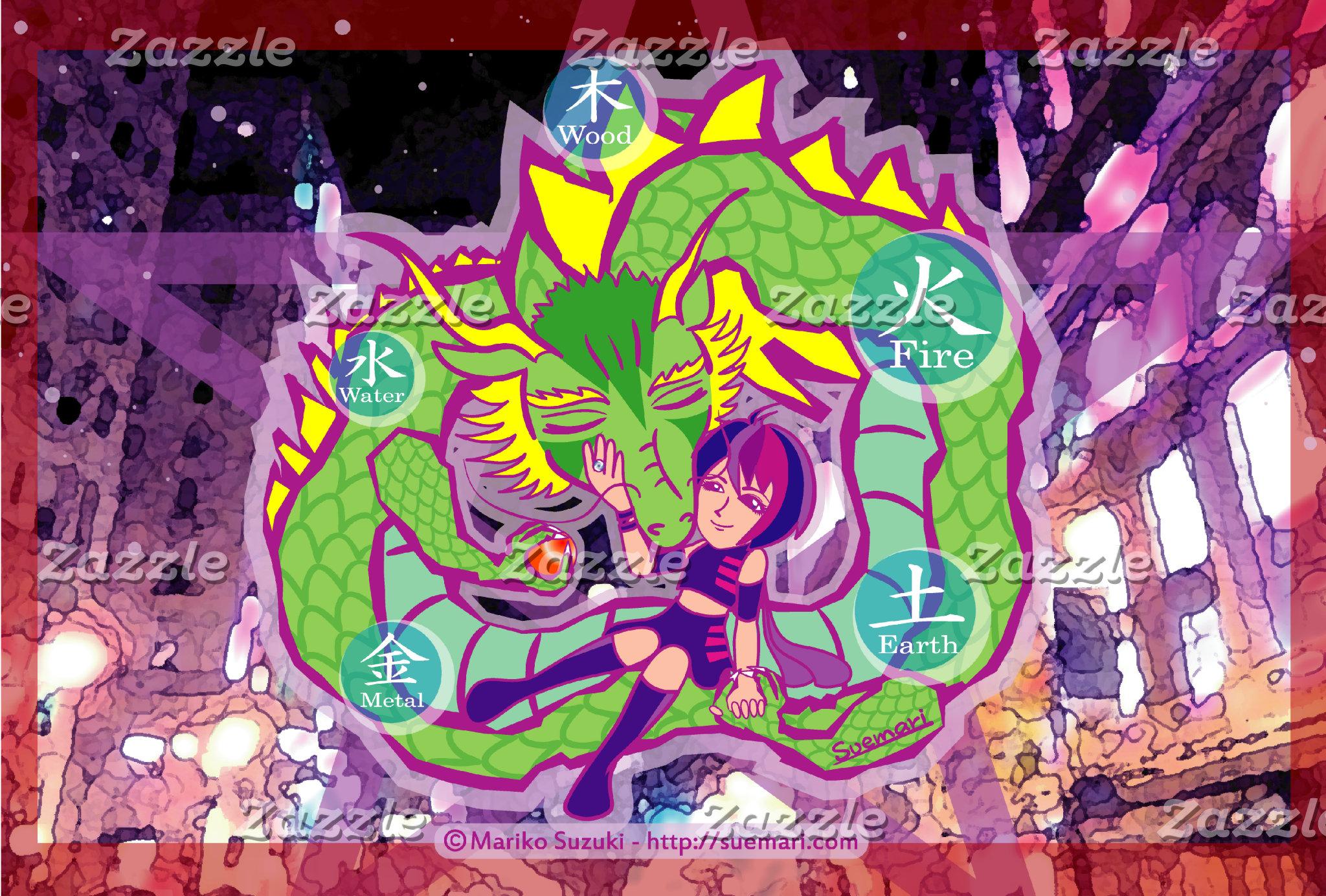 Universal Dragon