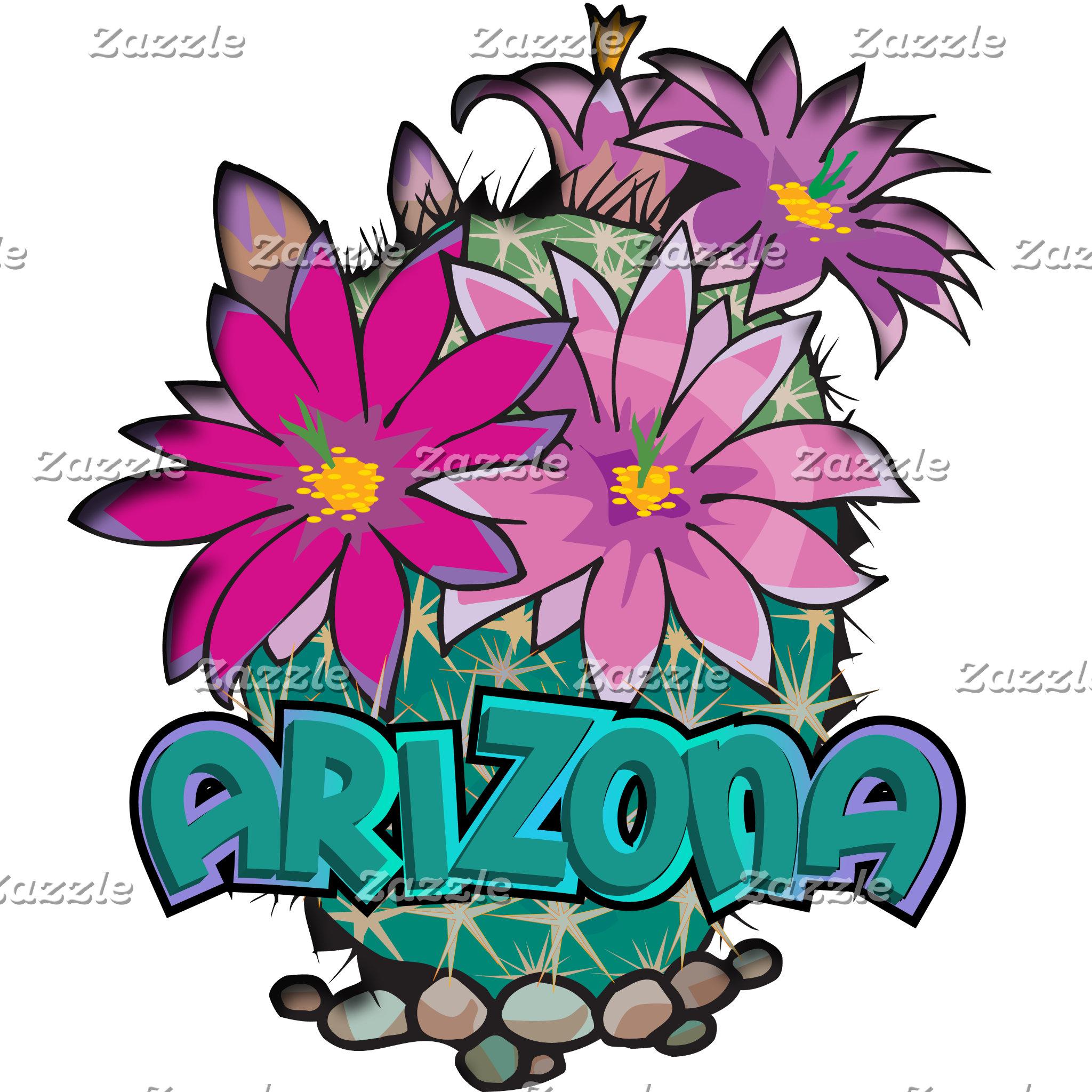 AZ Cactus Blooms