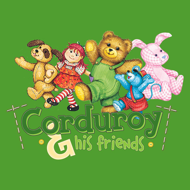 Corduroy And His Friends
