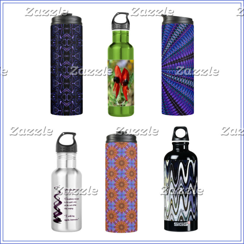 Water Bottles & Thermal Tumblers