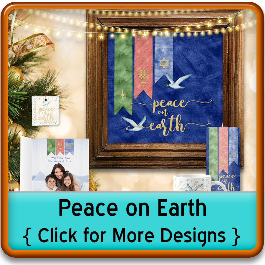Holidays Peace on Earth  | Non-denominational