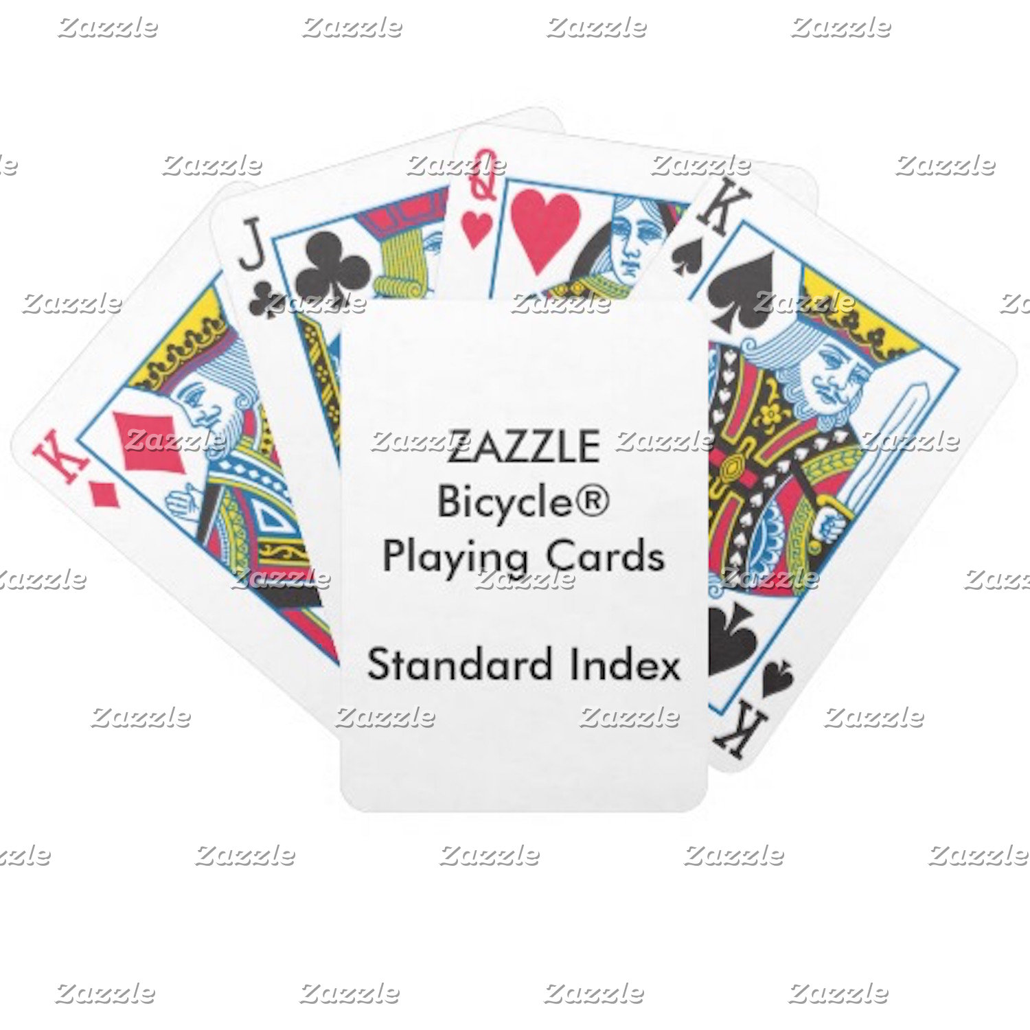 Bicycle® Standard Index