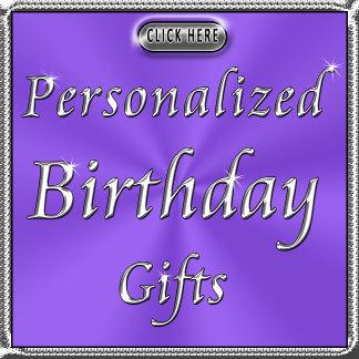 Personalized Birthday