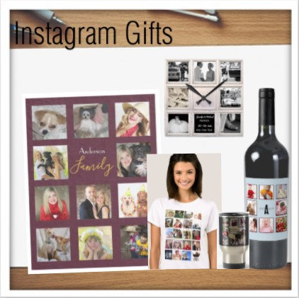 A Photo Collage Gift