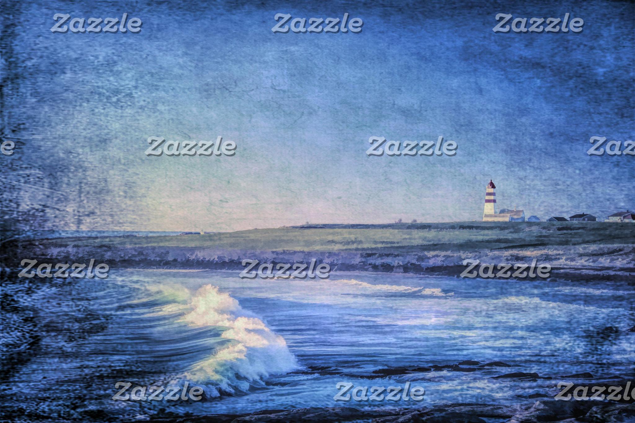 Landscape Seascape