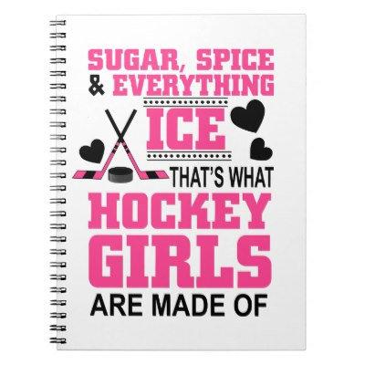 Girls Hockey Gifts