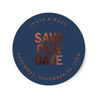 2   SAVE THE DATE