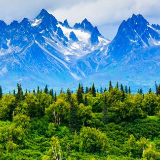 Montanhas dos Estados Unidos