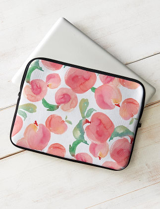 Capas para Laptop Aquarela na Zazzle