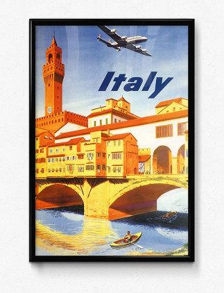 Milhares de posters vintage na Zazzle