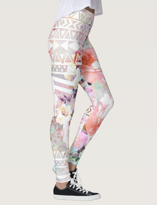 Leggings Personalizáveis na Zazzle