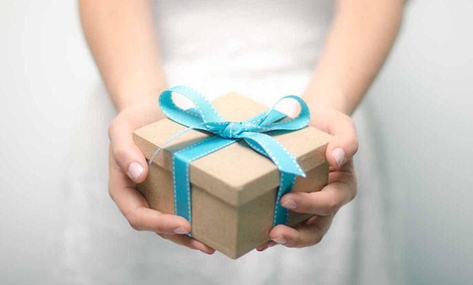 Crie o seu Presente