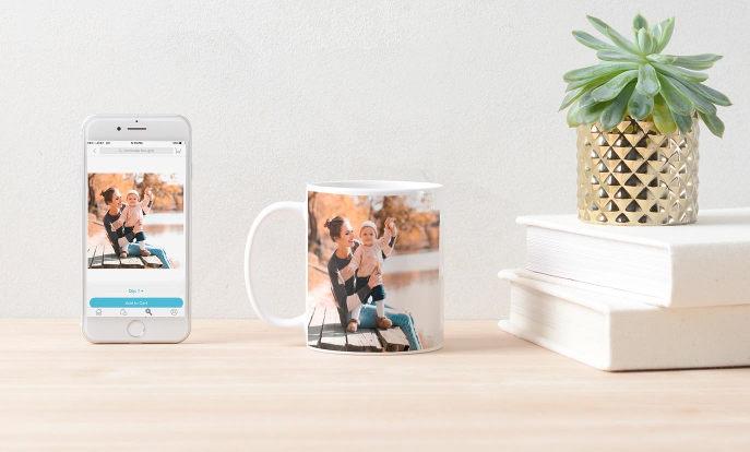 Crie centenas de produtos com suas próprias imagens