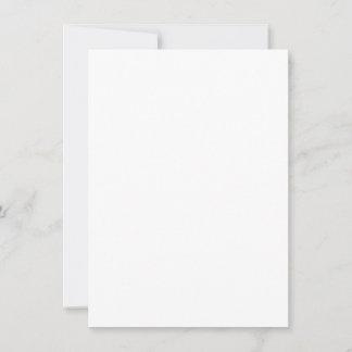 Cartão folha única 11,43 x 15,87 cm