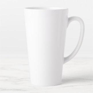 Caneca para café latte