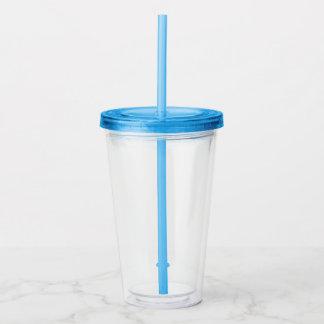 473 ml, Azul personalizável
