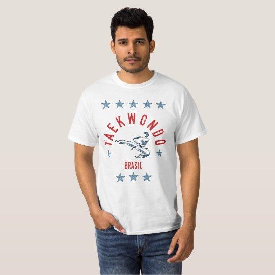 Camiseta Taekwondo Kick Collection