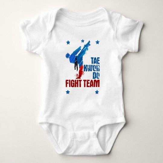 Body Infantil Taekwondo Kick Collection