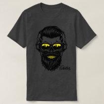 Earphone Skull Camiseta