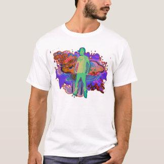 Swagga roxo camiseta