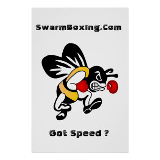 SwarmBoxing.Com Pôster