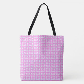 Sweet-Baby-Pink-White-Floral-Totes-Bags_Multi-Sz Bolsas Tote