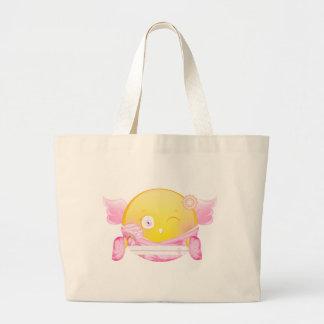 Sybille no quimono bolsa para compras