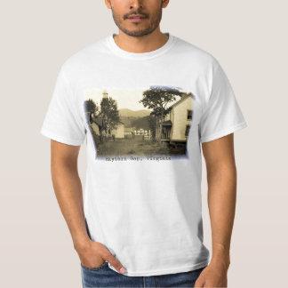 T 2 do vintage de Hayters Gap Camiseta