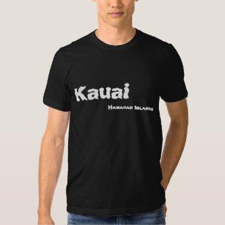 T americano do roupa do Kauai dos homens Camiseta