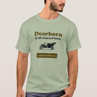 T básico de Dearborn IASH Camiseta