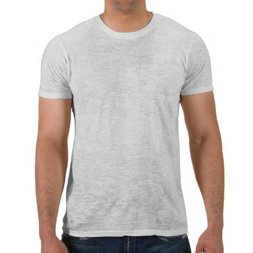 T cabido homem da neutralização de Vitruvian T-shirt