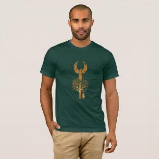 T-Camisa da brasão da família de Owens da casa Camiseta
