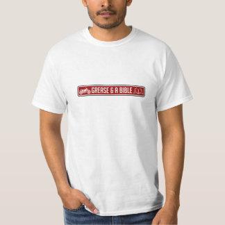 T com logotipo inline tshirts