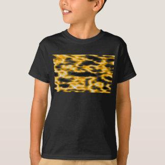 T da chama do miúdo camiseta