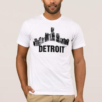 T da cidade de Detroit Camiseta