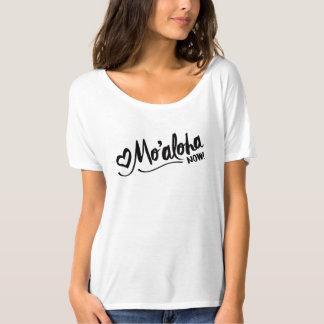 T da colher de Mo'aloha Camisetas